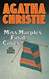 Miss Marple's Final Cases (0007208618) by Christie, Agatha