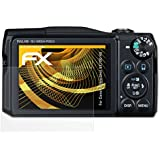 3 x atFoliX Film protection d'écran Canon PowerShot SX700 HS Film protecteur Protecteur d'écran - FX-Antireflex anti-reflet