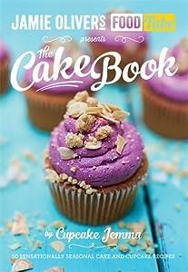 jamie s food tube the cake book jamie olivers food tube amazon co