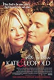 img - for Kate & Leopold: Movie Script Screenplay book / textbook / text book