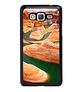 printtech Grand Canyon Nature View Back Case Cover for Samsung Galaxy Grand Prime G530h