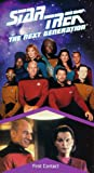 Star Trek - The Next Generation, Episode 89: First Contact [VHS]