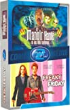 echange, troc Le Manoir hanté et les 999 fantômes / Freaky Friday - Bipack 2 DVD