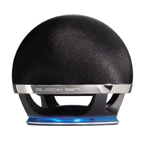 Hama black sin pc lautsprecher 3 5mm klinkenstecker usb