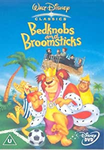 Bedknobs And Broomsticks [DVD]
