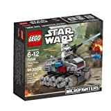 Clone Turbo Tank LEGO® Star Wars Set 75028