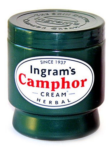 Buy Ingram's Camphor Cream, Herbal, 17.7-Ounce Jars (Pack of 2)
