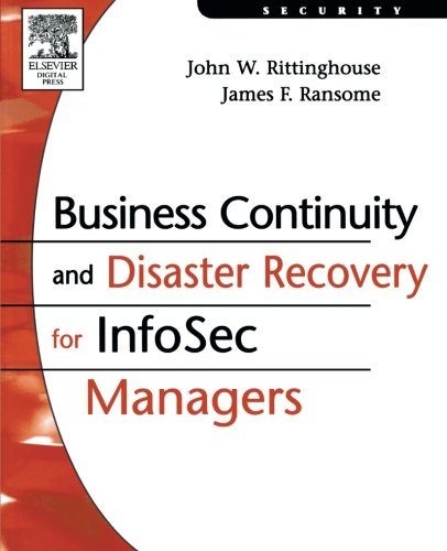 Business Continuity and Disaster Recovery for InfoSec...