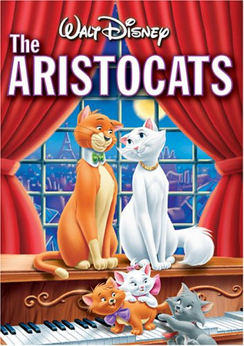 Aristocats [DVD] [1970] [Region 1] [US Import] [NTSC]