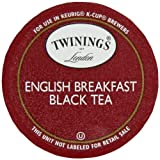 Twinings, Keurig, English Breakfast Pure Black Tea, 24 K-Cups, 0.11 oz (3.0 g) Each