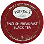 Twinings English Breakfast Tea, K-Cup...