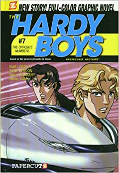 hardy boys undercover brothers series pdf