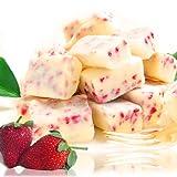 [天使のおくりもの] 【訳あり】 ふぞろいご自宅用 生チョコ 苺ミルク280g