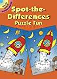 img - for Spot-the-Differences Puzzle Fun (Dover Little Activity Books) book / textbook / text book