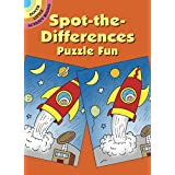 Spot-the-Differences Puzzle Fun (Dover Little Activity Books) ~ Fran Newman-D'Amico