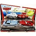 Cars - W6701 - Voiture Miniature - Cars 2 -  Finn Mc Missle & Leland Turbo