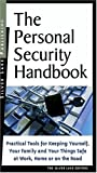img - for The Personal Security Handbook book / textbook / text book