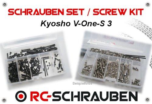 Schrauben-Set-fr-den-Kyosho-V-One-S-3-ISRTX