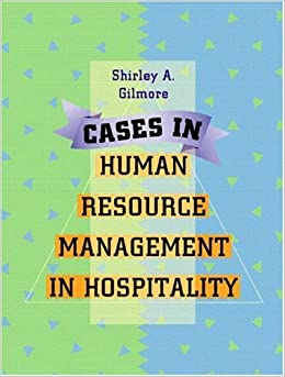 case 6 1 human resource management Unit i case study case 13, found on page 46 of the textbook, is the assignment for unit i answer the three critical thinking questions found at the end of the case, and submit your responses to blackboard  dba 7553, human resource management 6 dba 7553, human resource management course schedule.