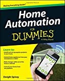 img - for Home Automation For Dummies book / textbook / text book