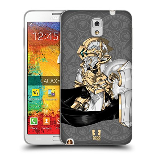 Head Case Designs Astral Knights Gel Back Case Cover for Samsung Galaxy Note 3 N9000 N9002 N9005