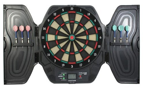 ELECTRONIC DARTBOARD - SCARA-701, 2-hole distance by Carromco