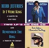 echange, troc Herb Jeffries - If I Were King / I Remember the Bing