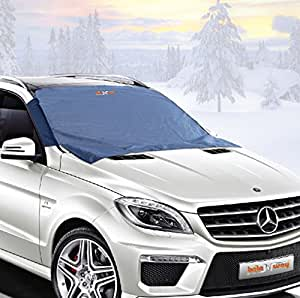 windshield snow cover best auto ice guard wiper protector non scratch magnetic. Black Bedroom Furniture Sets. Home Design Ideas