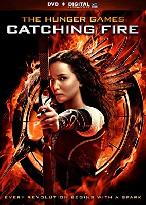 The Hunger Games: Catching Fire (DVD + UltraViolet Digital Copy)