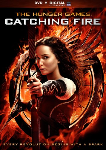 The Hunger Games: Catching Fire (DVD + UltraViolet