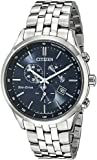 Citizen Men's AT2141-52L Analog Display Japanese Quartz Silver Watch