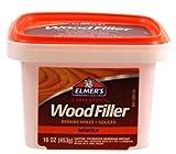 Carpenters Wood Filler, Interior Only, 16 Ounces, E849D8
