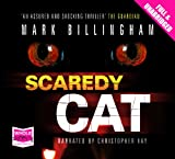 Mark Billingham Scaredy Cat (unabridged audiobook) (Inspector Tom Thorne Series)