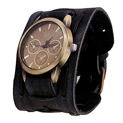 vysettm-superior-new-style-retro-punk-rock-brown-big-wide-faux-leather-bracelet-cuff-men-wrist-watch