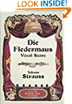 Die Fledermaus Vocal Score
