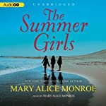 The Summer Girls: The Lowcountry Summer Trilogy, Book 1 (       UNABRIDGED) by Mary Alice Monroe Narrated by Mary Alice Monroe