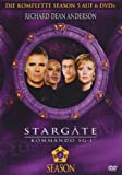 Stargate Kommando SG-1 - Season 5 (6 DVDs)