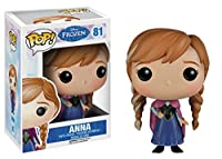 Funko POP Disney: Frozen Anna Action Figure by Funko
