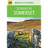 30 Walks in Somerset (AA 30 Walks in)by AA Publishing