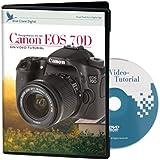 Kaiser Fototechnik 6423 Video-Tutorial für Canon 70D (DVD, Deutsch)