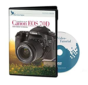 Kaiser Fototechnik 6423 Video-Tutorial für Canon 70D (DVD, Deutsch)