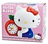 Hello Kitty Apple Money Box Alarm Clock