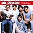 ONE DIRECTION 2014 JUMBO 12X12 CALENDAR + BONUS I Love One Direction Silicone Bracelet W/Rhinestones!!! from One Direction