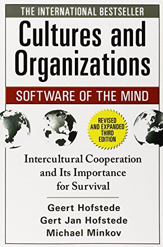 Cultures and Organizations: Software of the Mind, Third...