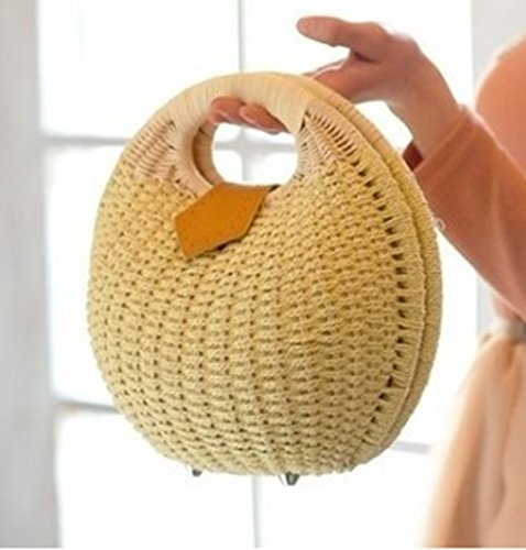 fanselatm-retro-handmade-cane-bohemian-shell-bag-portable-handbag-yellow