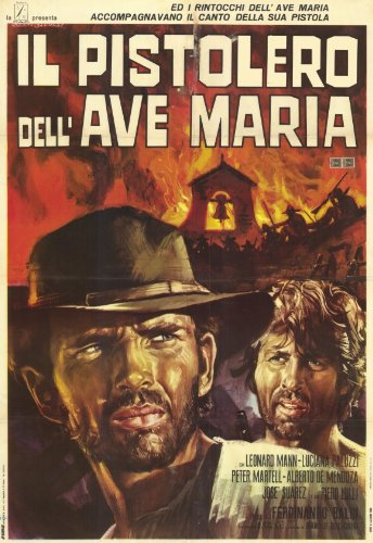 Gunman for Ave Maria Film Poster
