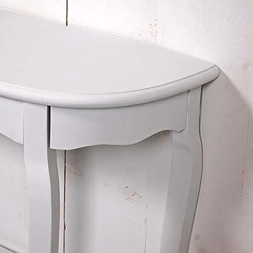 landhaus konsole konsolentisch sekret r wei 94x32x77cm. Black Bedroom Furniture Sets. Home Design Ideas