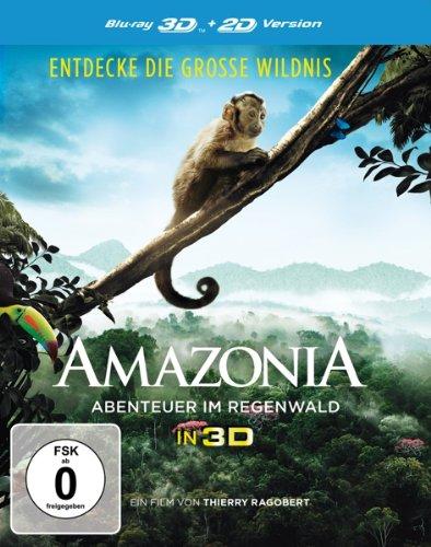 アマゾン大冒険 世界最大のジャングルを探検しよう!