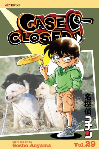 Case Closed, Vol. 29 (Case Closed (Graphic Novels))