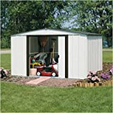 Arrow Newburgh 8'x6' Outdoor Storage Shed (NW86) Category: Arrow Sheds